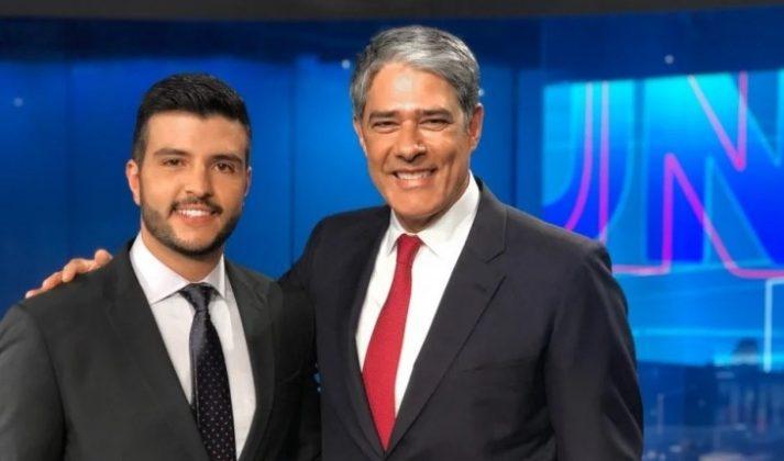 Primeiro apresentador gay do JN pede demissão da Globo
