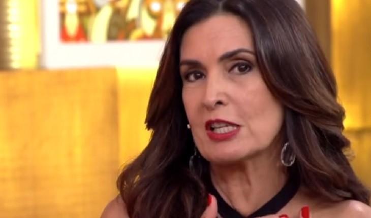 Fátima Bernardes revela que usa botox há quase 15 anos